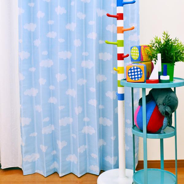 kids roomにこだわる!子供部屋カーテン NO.2